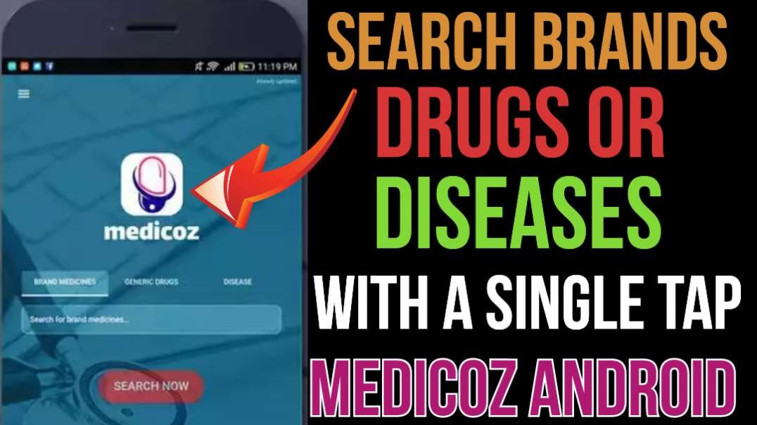 Medicoz Pakistan Pharma Guide | Best Medical Android Application 2017